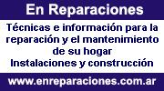 En Reparaciones: Técnicas e información para la reparación y el mantenimiento de su hogar. Instalaciones y construcción
