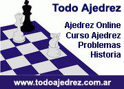 Todo Ajedrez: Ajedrez Online. Curso Ajedrez. Problemas. Historia